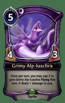 Grimy Alp-luachra