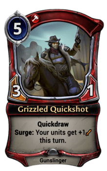 Grizzled Quickshot