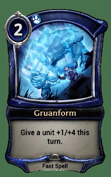 Gruanform