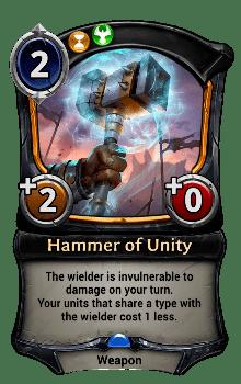 Hammer of Unity