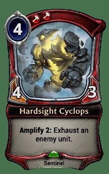 Hardsight Cyclops