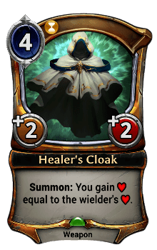 Healer's Cloak