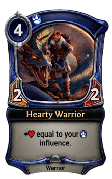 Hearty Warrior