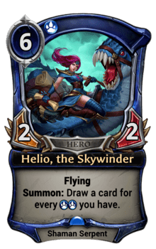 Helio, the Skywinder