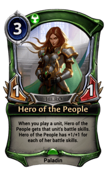 Hero of the People