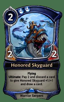 Honored Skyguard