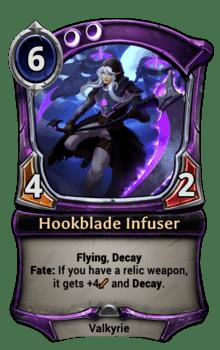 Hookblade Infuser