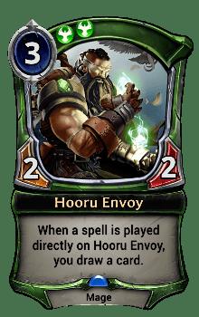 Hooru Envoy