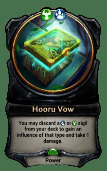 Hooru Vow