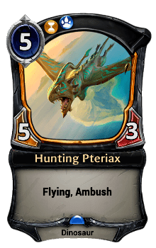 Hunting Pteriax