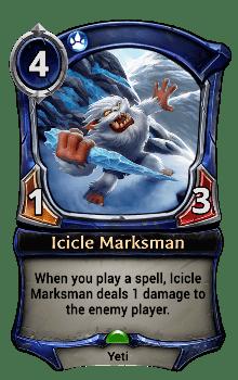 Icicle Marksman