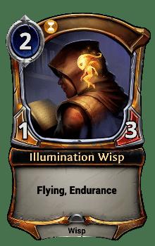 Illumination Wisp