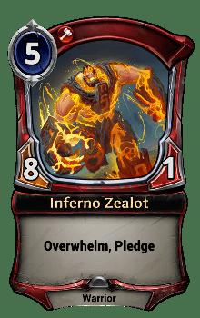 Inferno Zealot
