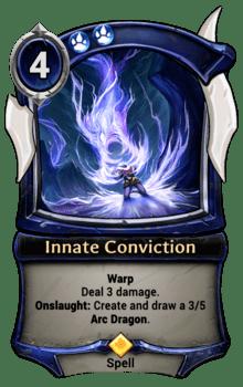Innate Conviction