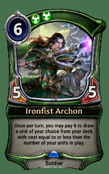 Ironfist Archon