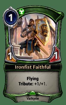 Ironfist Faithful