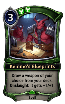 Kemmo's Blueprints