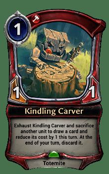 Kindling Carver