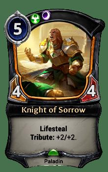 Knight of Sorrow