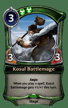 Kosul Battlemage