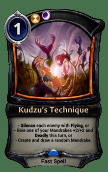 Kudzu's Technique
