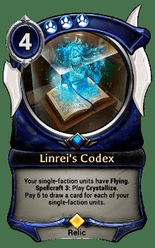 Linrei's Codex