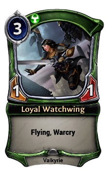 Loyal Watchwing