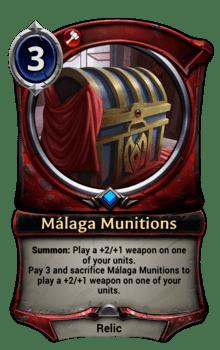 Málaga Munitions