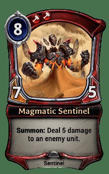 Magmatic Sentinel