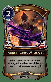 Magnificent Stranger