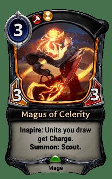Magus of Celerity