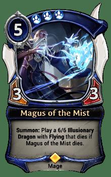 Magus of the Mist