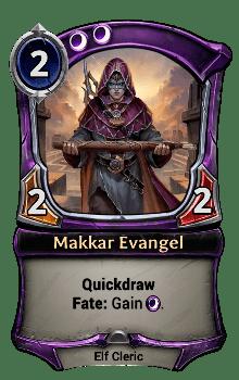Makkar Evangel