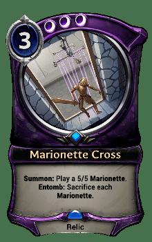 Marionette Cross