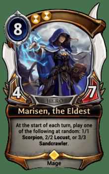 Marisen, the Eldest