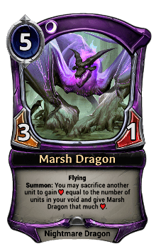 Marsh Dragon