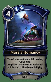 Mass Entomancy