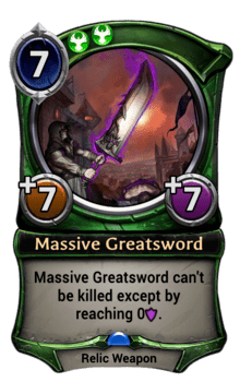 Massive Greatsword