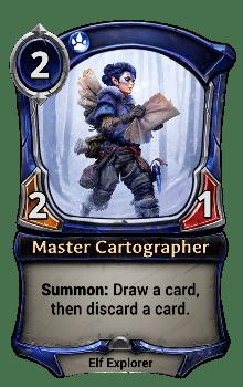 Master Cartographer