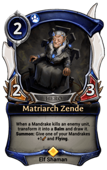 Matriarch Zende