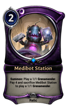 Medibot Station