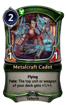 Metalcraft Cadet