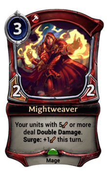 Mightweaver