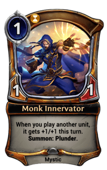 Monk Innervator