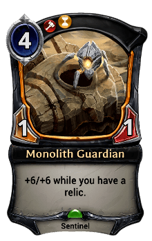 Monolith Guardian