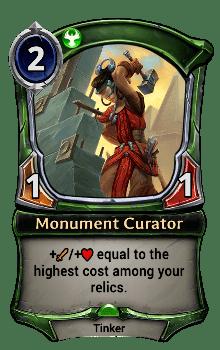 Monument Curator