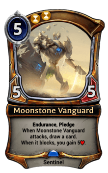Moonstone Vanguard
