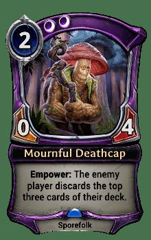 Mournful Deathcap