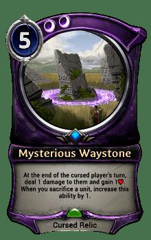 Mysterious Waystone