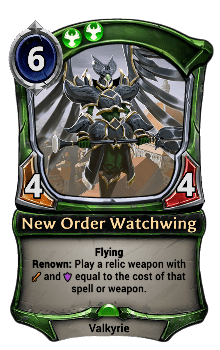 New Order Watchwing